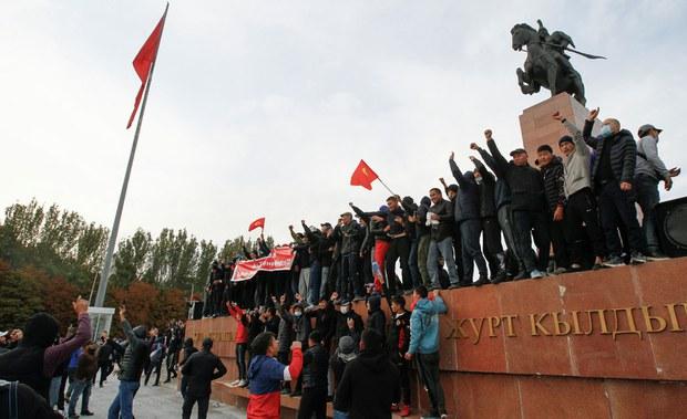 Қирғизистан, қазақистандики президент вә алий кеңәш сайламлириға уйғурларму актип қатнашмақта