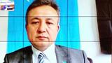 Italiye parlaméntida ötküzülgen Uyghurlar we xongkong heqqide guwahliq bérish, axbarat élan qilish yighinidin körünüsh. 2020-Yili 1-iyul.