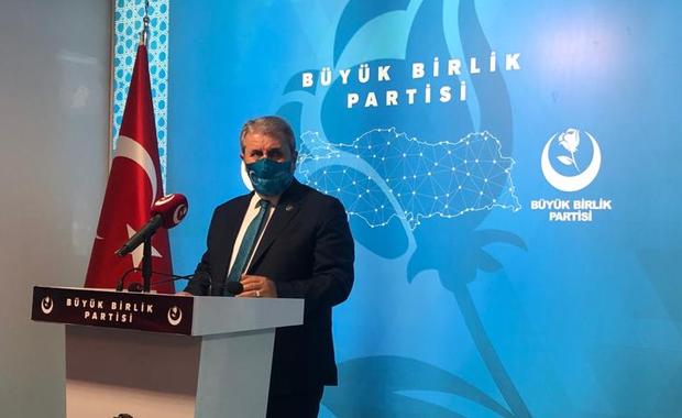 Mustafa destichi: