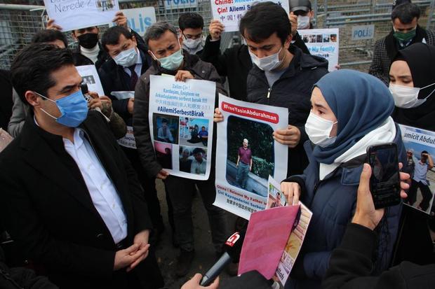 Türkiyediki herqaysi partiyeler istanbuldiki xitay konsulxanisi aldigha toplan'ghan Uyghur yashlirini qollaydighanliqini bildürüshti