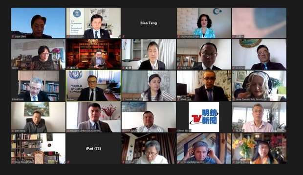 Uyghurlar bilen xitaylar otturisida tunji qétim xelq'ara munazire yighini ötküzüldi