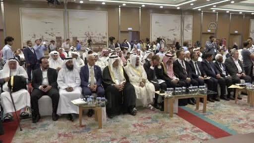 Islam dunyasi ammiwiy teshkilatlar birliki yighinidin bir körünüsh