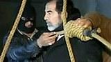 Iraqning sabiq prézidénti sadam hüseyin dargha ésilghan körünüsh. 2006-Yili 30-dékabir, baghdat.