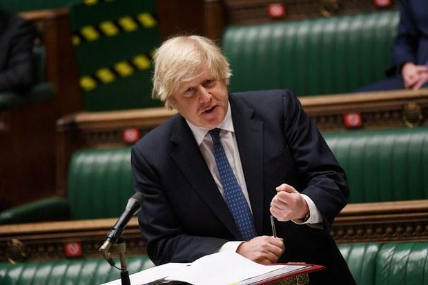 Boris jonson: xitay élan qilghan jaza tedbirliri özlirining