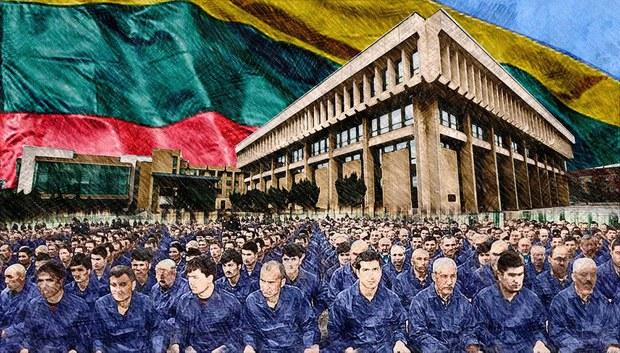 Litwa xitay Uyghurlargha irqiy qirghinchiliq yürgüzüwatidu dep jakarlidi