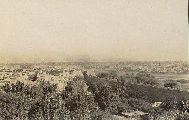 1915-Йиллиридики қәшқәр.