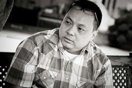 Nhà báo Vũ Quý Hạo Nhiên. Ảnh Người Việt