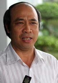 Ông Nguyễn Ngọc Ân, Giám đốc Sở Văn hóa - Thể thao và Du lịch của tỉnh Phú Thọ. Photo courtesy of baophutho.org.vn