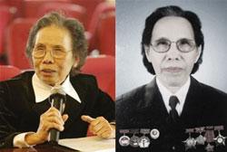 Bà Lê Hiền Đức