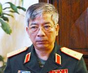 Trung tướng Nguyễn Chí Vịnh, thứ trưởng quốc phòng Việt Nam