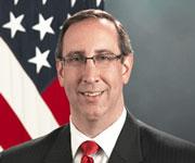Ông Robert Scher trợ lý bộ trưởng quốc phòng Mỹ