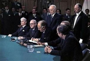 Lễ ký kết Hiệp định Paris 27 tháng 1, 1973
