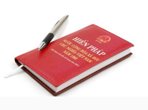 Hiến pháp nước CHXHCNVN năm 1992.