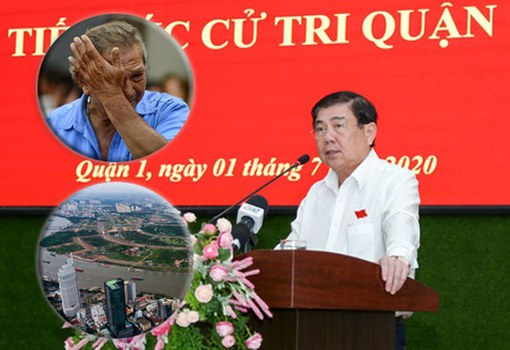 Ủy ban Nhân dân thành phố Hồ Chí Minh cho biết đang kỷ luật 66 cán bộ bị xét có sai phạm tại dự án Khu đô thị mới Thủ Thiêm.