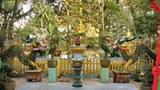 Bàn Thông Thiên ở Tổ Đình Phật Giáo Hòa Hảo