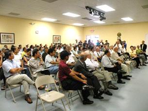 Một buổi họp cộng đồng người Việt tại Houston. Ảnh minh họa. RFA