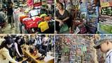 Hàng ngoại đa số là hàng Trung Quốc tràn ngập thị trường Việt Nam