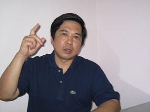 Luật sư Cù Huy Hà Vũ