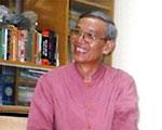 Tiến sĩ Nguyễn Nhã, nhà sử học. Photo RFI