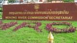 Văn phòng của Ủy Hội Sông Mê Kông gọi tắt là MRC ở Vientiane bên Lào