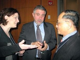 Buổi hội thảo ở đại học Princeton