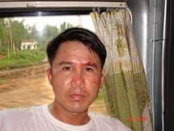 Anh Phạm Văn Trội. RFA file Photo.