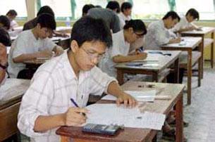 Một lớp học tại chức. Source Đại học Quốc gia Hà Nội