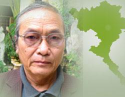 Nhà giáo Nguyễn Thượng Long (DR). Photo courtesy RFI