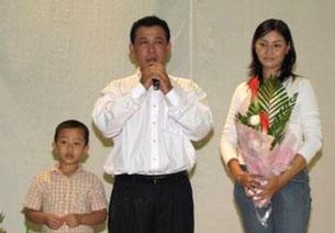 Gia đình luật sư Lê Trần Luật