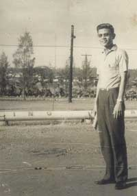 Ông Trần Văn Thiêng hiện đang bị chính quyền giam giữ, ảnh chụp trước năm 1975. Photo courtesy of hungvietsite.org