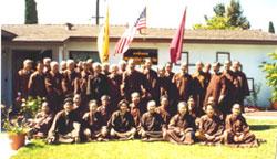 Hội Quán Phật Giáo Hòa Hảo Miền Nam California, Hoa Kỳ. Photo courtesy hoahao.org