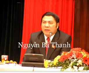 Ông Nguyễn Bá Thanh vừa tái đắc cử chức vụ Bí thư Thành ủy Đà Nẵng trong phiên đại hội bầu trực tiếp bí thư, nhiệm kỳ 2010-2015 với số phiếu bầu 298/299, tức chỉ thiếu một phiếu là 100%