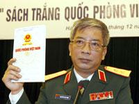 Tướng Nguyễn Chí Vịnh. Photo courtesy daidoanket - web