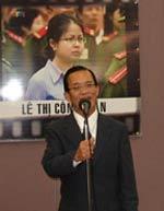GS Nguyễn Thanh Trang. Photo Ha Giang RFA