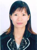 Cô Phạm Thanh Nghiên. RFA file Photo.