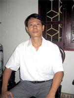Bác sĩ Phạm Hồng Sơn. Photo courtesy of Free News Agency.