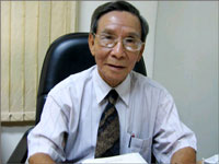 GS Phạm Phụ. Photo courtesy of vovnews.