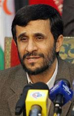 Tổng Thống Mahmoud Ahmadinejad của Iran