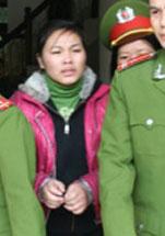 Nữ sinh Nguyễn Thanh Thúy