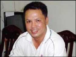 Anh Đỗ Nam Hải. RFA file Photo.