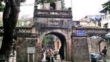 Cổng Ô Quang Chưởng thuộc khu phố cổ Hà Nội