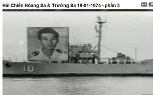 Trung tá Ngụy Văn Thà, hạm trưởng Hộ Tống Hạm Nhật Tảo HQ 10