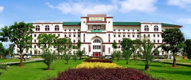 Đại học Tân Tạo là trường đại học tư thục được cho là phi lợi nhuận theo mô hình Hoa Kỳ đầu tiên tại Việt Nam.