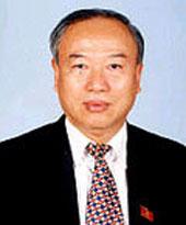 Ông Nguyễn Văn An, nguyên ủy viên Bộ chính trị. RFA file