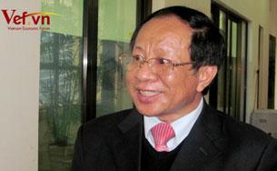 Phó chủ tịch thường trực Hiệp hội Chế biến và Xuất khẩu thủy sản VN Nguyễn Hữu Dũng.