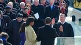 TT.Barack Obama tuyên thệ nhận chức
