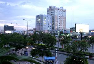 Những cao ốc ở thành phố HCM