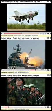 Sức mạnh quân sự Việt Nam.