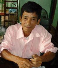 Ông Nguyễn Hữu Phu. Photo courtesy of thongtinberlin.