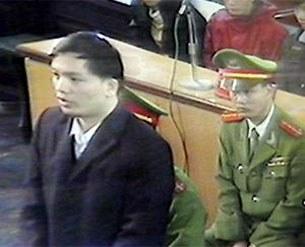 Luật sư Nguyễn Văn Đài đã bị một tòa án ở Hà Nội tuyên án hồi năm 2007